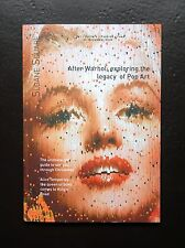 MARILYN MONROE COVER POP ART MONICA VINADER ALICE TEMPERLEY SLOANE SQ 12.2014