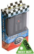 R&G Motorcycle Heated Grips R and G 22mm/7/8-inch handlebars Ride Magazine
