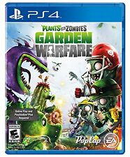NEW Plants vs. Zombies: Garden Warfare (Sony PlayStation 4, 2014)