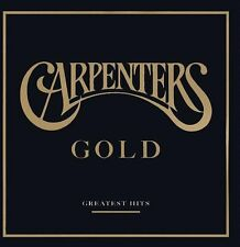 CARPENTERS - GOLD-GREATEST HITS CD NEU & OVP