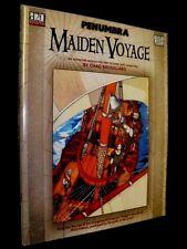 MAIDEN VOYAGE D&D BY CHAD BROUILLARD PENUMBRA GAME BOOK MAGAZINE