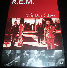 REM The On I Love (All Region) DVD - Like New