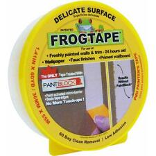 "Delicate 1.41"" Frog Tape ShurTech 280221 low adhesion delicate surfaces 10PK"