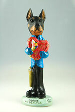 Valentine Doberman- See Interchangeable Breeds & Bodies @ Ebay Store