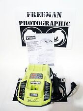 Ryobi One+ Intelliport P117 18 Volt NiCad Lithium Battery Charger New & w Manual