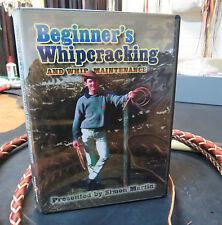 Beginners Whipcracking DVD-Stockwhip-Bullwhip-Whip