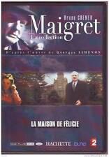 25708// COLLECTION MAIGRET BRUNO CREMER LA MAISON DE FELICIE DVD