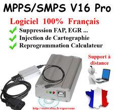 MPPS SMPS v13 v16 + ECUsafe IMMOKILLER ECM Titanium Winols Reprog AUDI VW