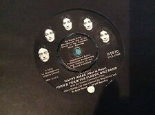 "John Lennon And Yoko Happy Xmas (War Is Over) 7"" vinyl record.   Ex"