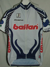 MAGLIA BICI CICLISMO SHIRT MAILLOT CYCLISM WINDSTOPPER BALLAN SCAPIN BIEMME tg L