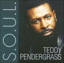 Teddy Pendergrass s.o.u.l. CD