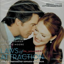 Laws Of Attraction - OST [2004] | Edward Shearmur | La-La Land CD NEU