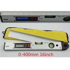 Aluminum Inclinometer Protractor Digital angle level Finder  meter 0-225 degree