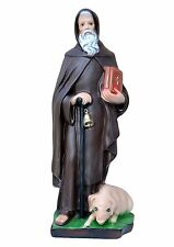 Saint Anthony the Abbot resin statue cm. 32