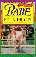 Babe: Pig in the City : Chapter Book by Penguin Books Ltd (Paperback, 1998)