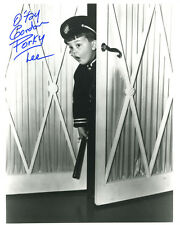 GORDON 'Porky' LEE In-Person Signed Photo w/ SuperStars Gallery (SSG) COA  PROOF