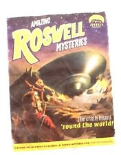 Amazing Roswell Mysteries Alien UFO Extraterrestrial Space T-shirt, Medium