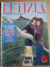 Rivista di Fotoromanzi LETIZIA n°271 1975 con Rivelli e Gasparri [D59]
