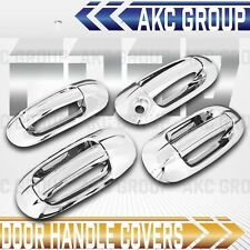 Cobra Tek For Ford Expedition Lincoln Navigator Chrome Door Handle Cover Caps