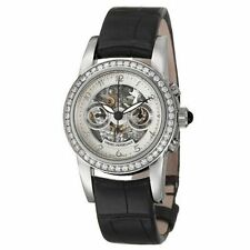 Girard Perregaux Diamond Lady Chronograph Skeleton Watch