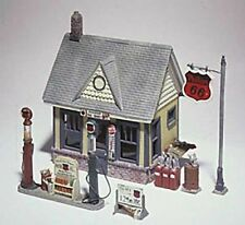 Woodland Scenics D223 HO Gas Station Structure Kit