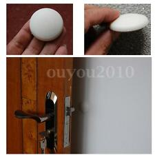10x Rubber Wall Protectors Buffer Self Adhesive Door Handle Guard Bumper Stopper