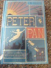 Peter Pan (Hardcover, Illustrated, Sealed) by J.M. Barrie Disney 9780062362223