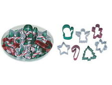MINI CHRISTMAS COOKIE CUTTER SET (NEW)