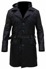Assassin's Creed Syndicate Jacob Frye Leather Trench Coat