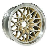 NEW 17x9 Snowflake Wheels 1st 2nd Gen Pontiac Trans Am Firebird Formula