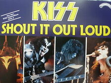 "KISS 45 RPM 7"" - Shout It Out Loud UNPLAYED W/COLLECTOR'S SLEEVE 2"