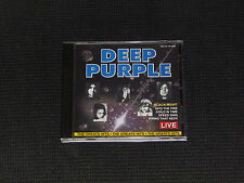 Deep Purple Live 1995 Starbox Music/Italy Ritchie Blackmore HTF RARE