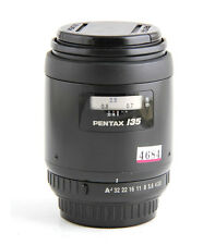 PENTAX SMC-FA 135mm f/2.8 IF Lens