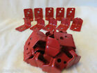 LOT OF 25-UNIVERSAL WALL MOUNT 5 & 10 lb. SIZE FIRE EXTINGUISHER BRACKET NEW