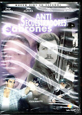 Anti Secuestradores Cabrones, BRAND NEW FACTORY SEALED DVD (Latin Vision)