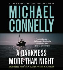 A Harry Bosch Novel: A Darkness More Than Night by Michael Connelly (2010,...