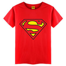 Superman Kids Baby Boys Short Sleeve Jumper Toddler T-Shirt Tops Blouse Clothes