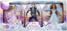 BARBIE AND THE MAGIC OF PEGASUS BARBIE PRINCE AIDIAN RAYLA THE CLOUD QUEEN NRFB