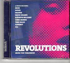 (FD661) Revolutions 02, 15 tracks various artists- 2000 Select Magazine CD