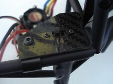 Carbon Switch Mounting Bracket for Axial EXO Terra Buggy