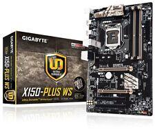 GIGABYTE GA-X150-PLUS WS LGA 1151 Intel C232 USB 3.0 ATX Intel Motherboard