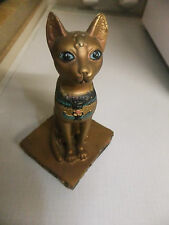 EGYPTIAN CAT FIGURE