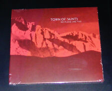 TOWN OF SAINTS NO PLACE LIKE THIS CD SCHNELLER VERSAND NEU & OVP