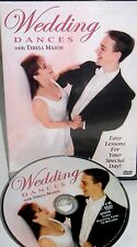 Wedding Dances with Teresa Mason EASY LESSONS FIRST DANCE TIPS FREE SHIPPING!