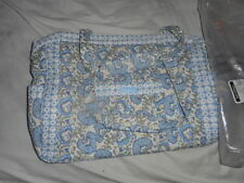 NEW LONGABERGER SISTERS GET AWAY FOR A DAY EARTH & SKY TOTE OVERNIGHT DIAPER BAG