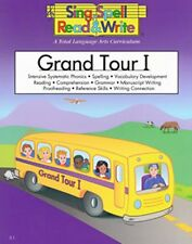 Sing, Spell, Read & Write Level 2 Grand Tour 1 Student Book