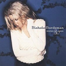 Woven and Spun by Nichole Nordeman (CD, Sep-2002, Sparrow Records) NEW, Sealed