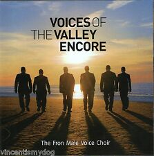 Fron Male Voice Choir - Voices of the Valley Encore (Cd album, 2007)