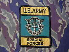 Unofficial SPECIAL FORCES patch in color AIRBORNE!