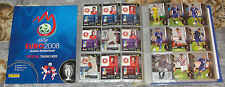 Panini Euro 2008 complete set 195 Premium Cards New in binder